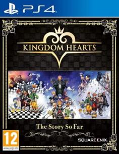 Kingdom Hearts: The Story...