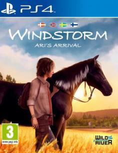 Windstorm: Ari's Arrival (PS4)