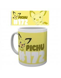 Taza Pokemon Pichu