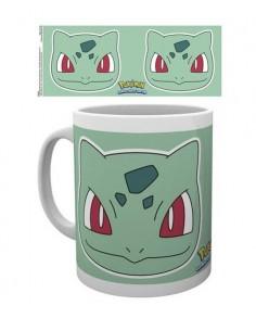 Taza Pokemon Bulbasaur Face