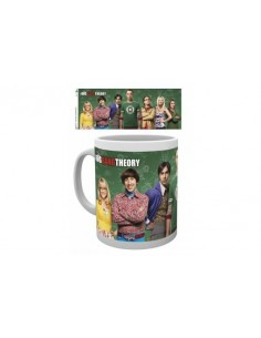 Taza The Big Bang Theory