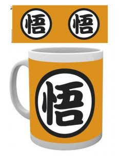Taza Dragon Ball Goku Kanji