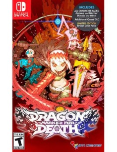 Dragon Marked For Death...