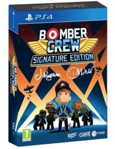 Bomber Crew Signature...