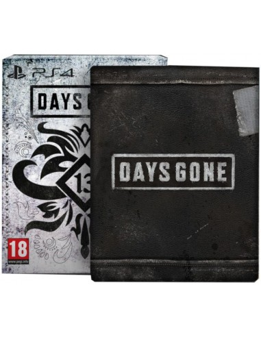 Days Gone Edición Especial (PS4)