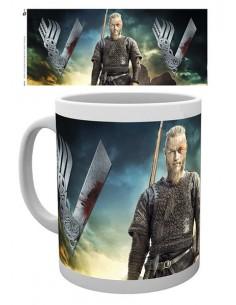 Taza Vikingos Ragnar