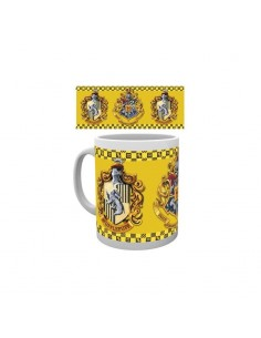 Taza Harry Potter Hufflepuff