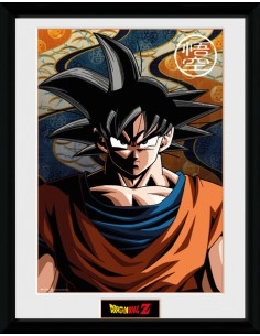 Póster Dragon Ball Z Goku