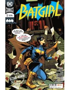 Batgirl Nº5 ¡Último Número!...