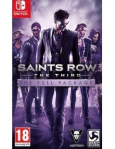 Saints Row: The Third The...