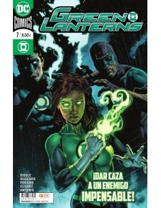 Green Lanterns Nº7...