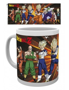 Taza Dragon Ball Z Figthers...