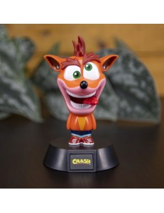 Lámpara Crash Bandicoot...