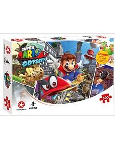 Puzzle Super Mario Odyssey...