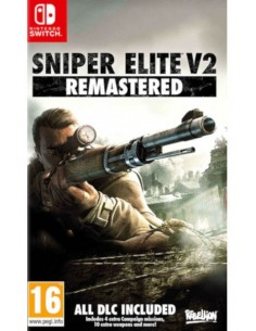 Sniper Elite V2: Remastered...