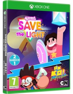 Steven Universe: Salva la...