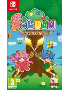Soldam Drop, Connect, Erase...