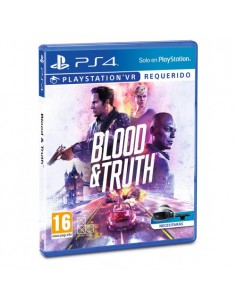 Blood & Truth VR (PS4)