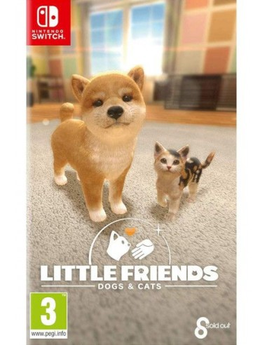 Little Friends Dogs & Cats (Switch)