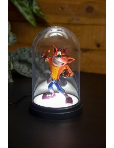 Lámpara Crash Bandicoot Bell Jar...