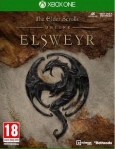 The Elder Scroolls Online:...