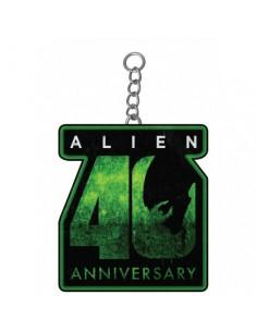 Llavero Metálico Alien 40th...