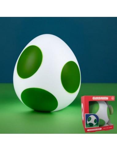 Lámpara Super Mario Yoshi Egg 20cm