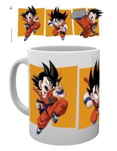 Taza Dragon Ball Z Goku