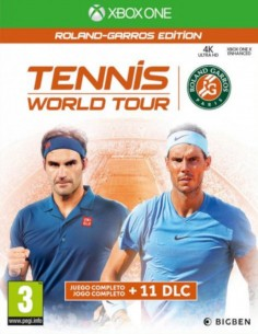 Tennis World Tour Roland...