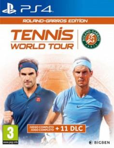 Tennis World Tour Roland...
