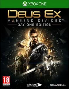 Deus Ex: Mankind Dicided...
