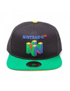 Gorra Nintendo 64
