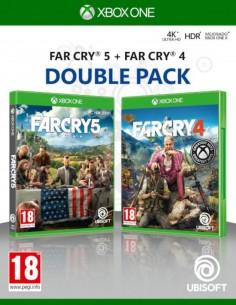 Far Cry 4 + Far Cry 5...