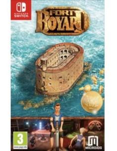 Fort Boyard (Switch)