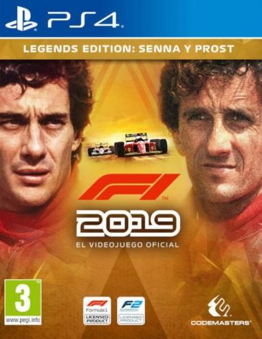 Formula 1 2019 Legends Edition: Senna...