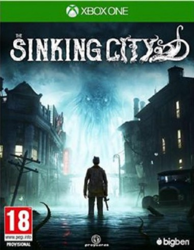The Sinking City Day One Edition...