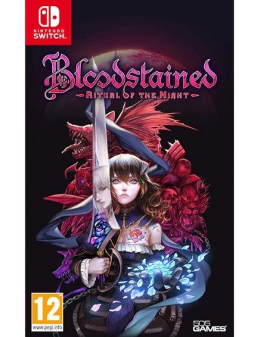 Bloodstained: Ritual of the Night...