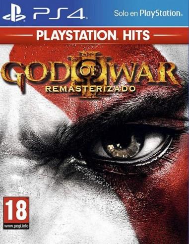 God of War III Remasterizado...