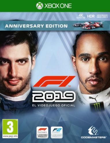 Formula 1 2019 Anniversary Edition...