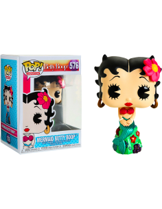 FUNKO POP! Betty Boop Sirena