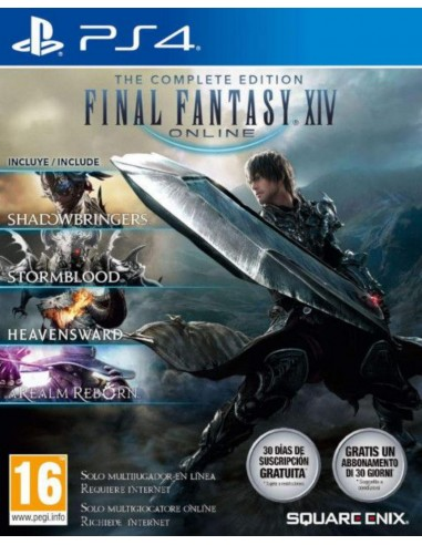 Final Fantasy XIV The Complete...