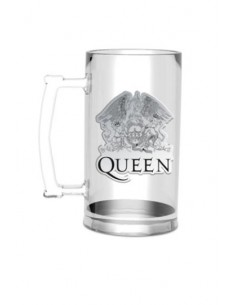 Jarra de Cerveza Queen