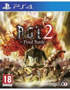 A.O.T. 2: Final Battle (PS4)