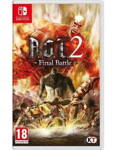 A.O.T. 2: Final Battle...
