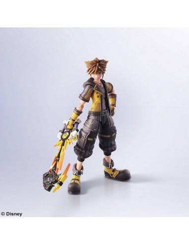 Figura Kingdom Hearts III Sora...