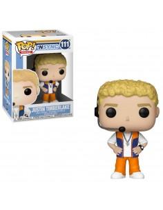 FUNKO POP! NSYNC Justin...