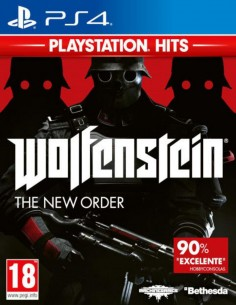 Wolfenstein: The New Order...