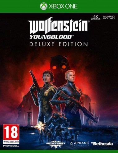 Wolfestein: Youngblood Deluxe Edition...