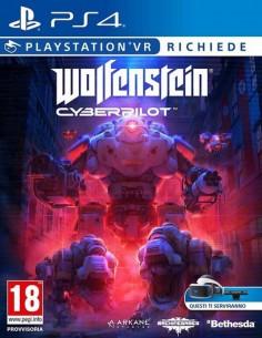Wolfestein: Cyberpilot (PS4)