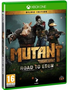 Mutant Year Zero: Road To...